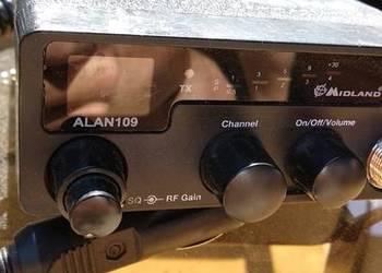 CB Midland Alan 109+antena