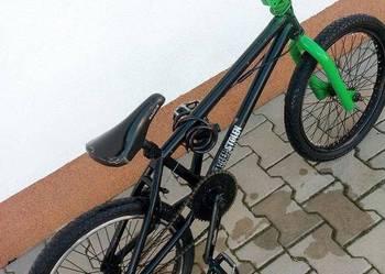 Rower BMX Okazja! Zobacz