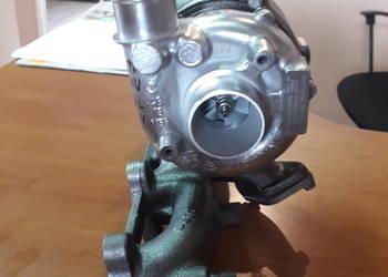 Turbosprężarka po regeneracji 1.9 TDI 110KM