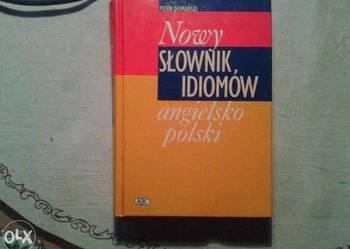 Sprzedam słowniki używane.
