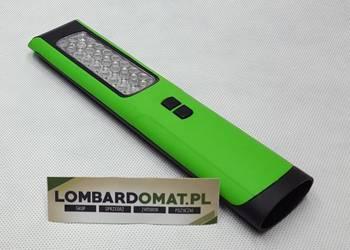 LOMBARDOMAT Latarka LED z magnezem : 123618