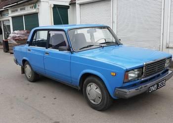 Piękna Lada 2107