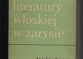 Historia literatury włoskiej w zarysie