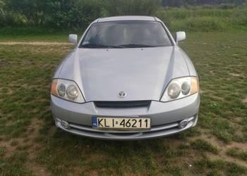 Hyundai Coupe 1.6 16V 2004r! Okazja