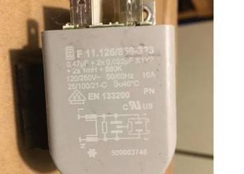 Filtr przeciwzakłóceniowy pralka Bosch Maxx Siemens części