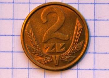 2 ZŁOTE 1986 ROK - POLSKA