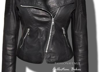 Kurtka Damska Ramoneska Biker model #67 rozm:S,M,L,XL FASHIONAVENUE.PL