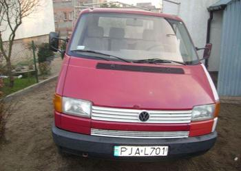 Volkswagen T4 (wielkopolskie)