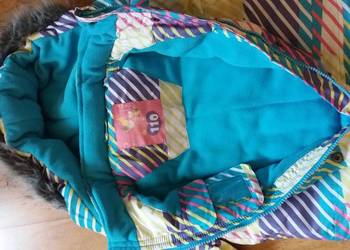 Kurtka ze spodniami i kombinezon
