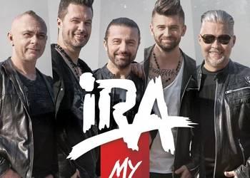 Bilet na koncert IRA 23.11.2018 tanio