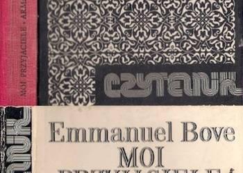 MOI PRZYJACIELE ARMAND - BOVE EMMANUEL