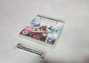 LOMBARDOMAT Gra Assassin's Creed Brotherhood Playstation 3