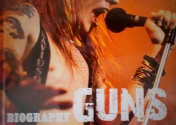 GUNS N`ROSES Biography DVD