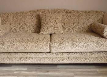 Kanapa sofa stylowa wypoczynek Kleo welur