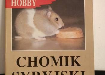 Książka, zwierzęta – Chomik Syryjski.