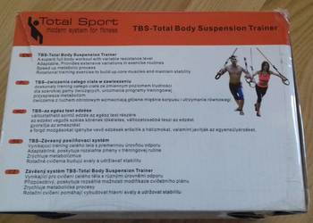 Pasy Total Body Suspension Trainer T.B.S.T. Body Sculpture