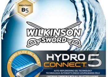 4 szt Nowe Wkłady WILKINSON HYDRO 5 Sensitive