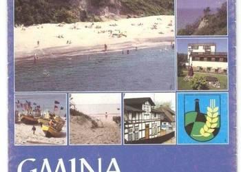 Mapa turystyczna - Postomino Gmina