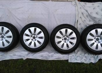 Felgi aluminiowe z oponami letnimi Audi 16''