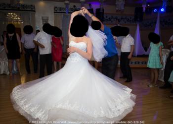 Przepiękna suknia ślubna biała roz 34/36 Relevance Bridal Ta