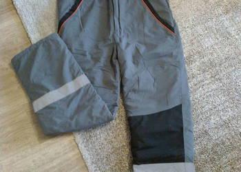 Spodnie robocze ocieplane Emerton roz.56, ogrodniczki