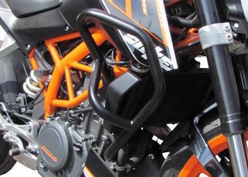 Gmole HEED do KTM 390 DUKE - czarne