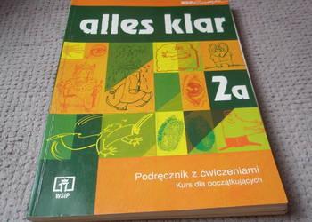 alles klar 2a podręcznik z ćwiczeniami