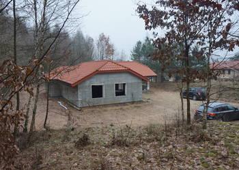 Dom na Warmii OLsztyn -Ostróda 176m2 parterowy