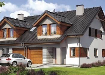 Nowy dom w zabudowie bliźniaczej   Białystok