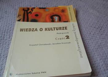 Wiedza o kulturze cz.2  K. Chmielewski