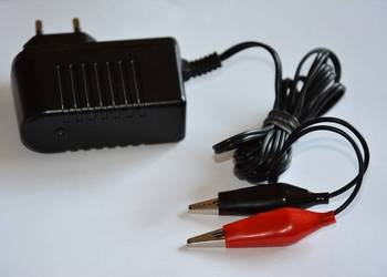 Ładowarka akumulator żelowy AGM 6V i 12V Nowa Gwarancja
