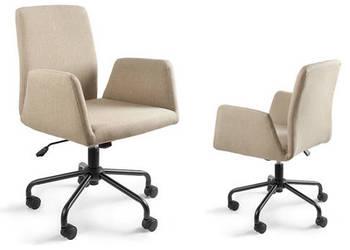 Krzesło Biurowe Obrotowe BRAWO Fotel Biurowy NOWY DESIGN