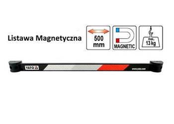 Listwa Magnetyczna Do Narzędzi 50cm YT-0835 YATO.