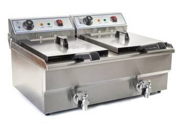 Frytownica Royal Catering NOWA - 2x8,5l