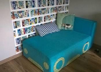 Fotel rozkładany łóżko