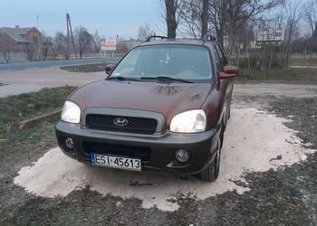 Sprzedam Hyundai Santa Fe I 2,4 z gazem z 2000r