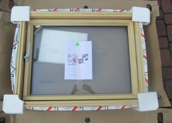 NOWE okno dachowe wysokoosiowe ROTO WDF 735 H 74x98 740x980