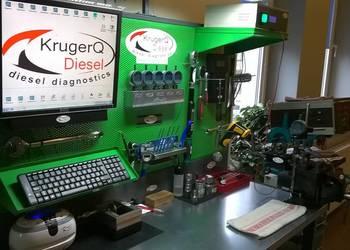 KrugerQ 3 faza zestaw do regulacji wtryskiwaczy Cr