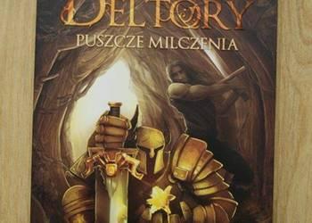 PAS DELTORY TOM 01 PUSZCZE MILCZENIA - RODDA EMILI