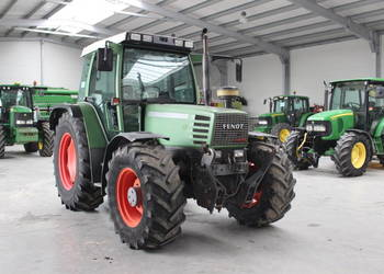 Ciągnik rolniczy Fendt 309 turbomatik Bogato wyposażony