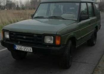 Land Rover discovery 2.5tdi
