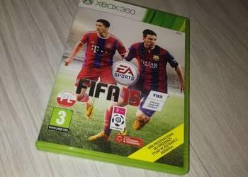 Gra FIFA 15 na konsolę XBOX 360