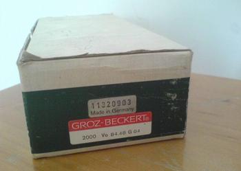 Igły do maszyny dziewiarskiej VO 84.48 G04