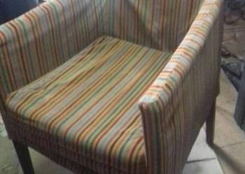 4 wygodne fotele z lat 70 XX wieku