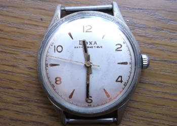 Zegarek Doxa Anti-Magnetique z lat 50