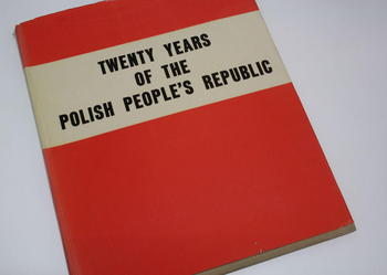 Język angielski. Twenty years of the Polish Peoples Republic