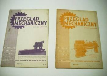 Przegląd Mechaniczny czasopismo 1935 Rok