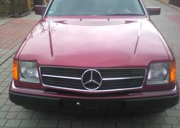 MERCEDES 300CE24 CUPE