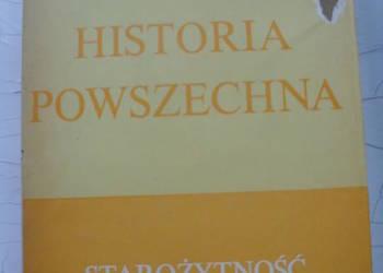 Historia Powszechna Starożytność - J. Wolski