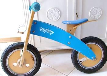 """Sprzedam kultowy rowerek biegowy drewniany """"Tup tup"""""""